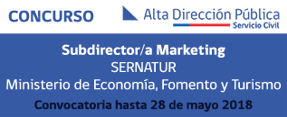 Concurso Director de Marketing